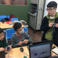 【Let's Code一起程式吧!】STEAM-物聯網專題課程