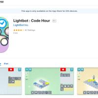 你今天CODING了嗎?推薦一款APP程式遊戲LightBot,適合大小朋友一起玩!
