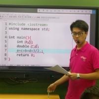 【 Let's Code一起程式吧】107上新學期 (六)18:30-20:30 C++程式設計專題班