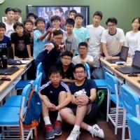 【2019夏令營:PYTHON遊戲設計基礎班,國高中專班,梯次一7/8~7/18】課程側拍