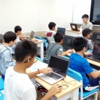 【2019夏令營:Minecraft小小探險家-程式遊戲專班,梯次三7/18~7/19】課程側拍