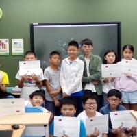 【2019夏令營:Minecraft小小探險家-程式遊戲專班,梯次一7/18~7/19】課程側拍