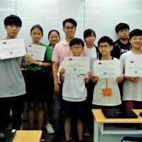 【2019夏令營:C++程式設計專題班-初階班7/22~8/2】課程側拍
