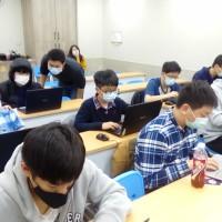 【2019~2020冬令營:Python深度學習-AI人工智慧挑戰營,1/31~2/7】課程側拍