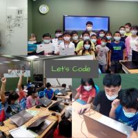 【Let's Code一起程式吧】2020暑假夏令營14:【Minecraft小小探險家-程式遊戲營,8/6~8/7】課程側拍