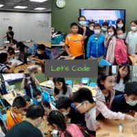 【Let's Code一起程式吧】2020暑假夏令營11:【Micro:bit 創意開發營8/3-8/5】課程側拍